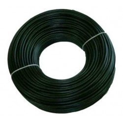ROLLO DE CABLE UTP 5E EXT 100MTS 100% COBRE GEL CON 2 FORROS CCTV RED