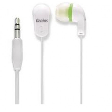 AUDIFONOS INTRAUDITIVOS GENIUS 3.5MM